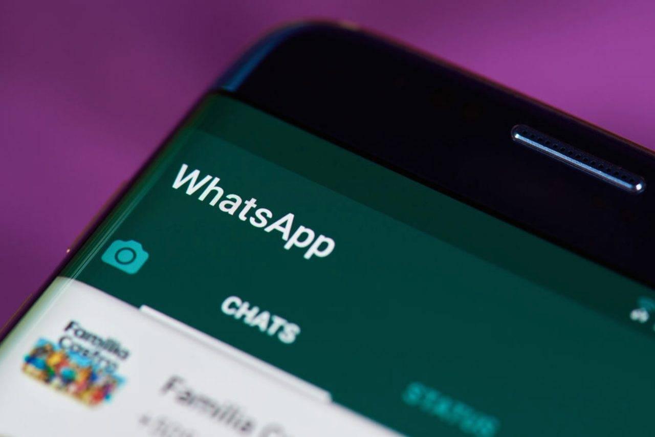 WhatsApp nuovo trucco