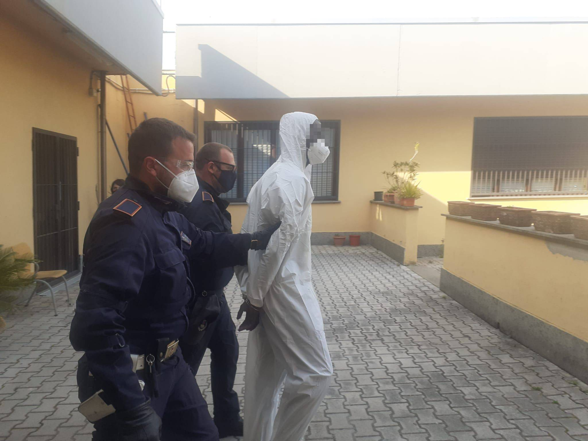 Arresto vigili urbani Casilina
