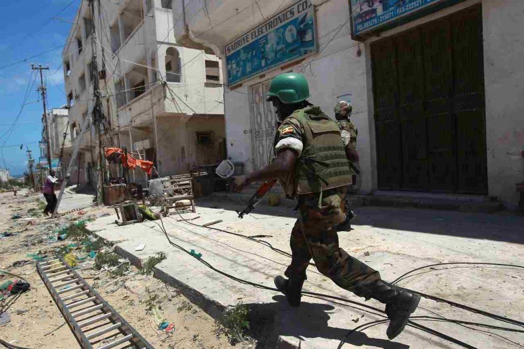 Attacco a Mogadiscio