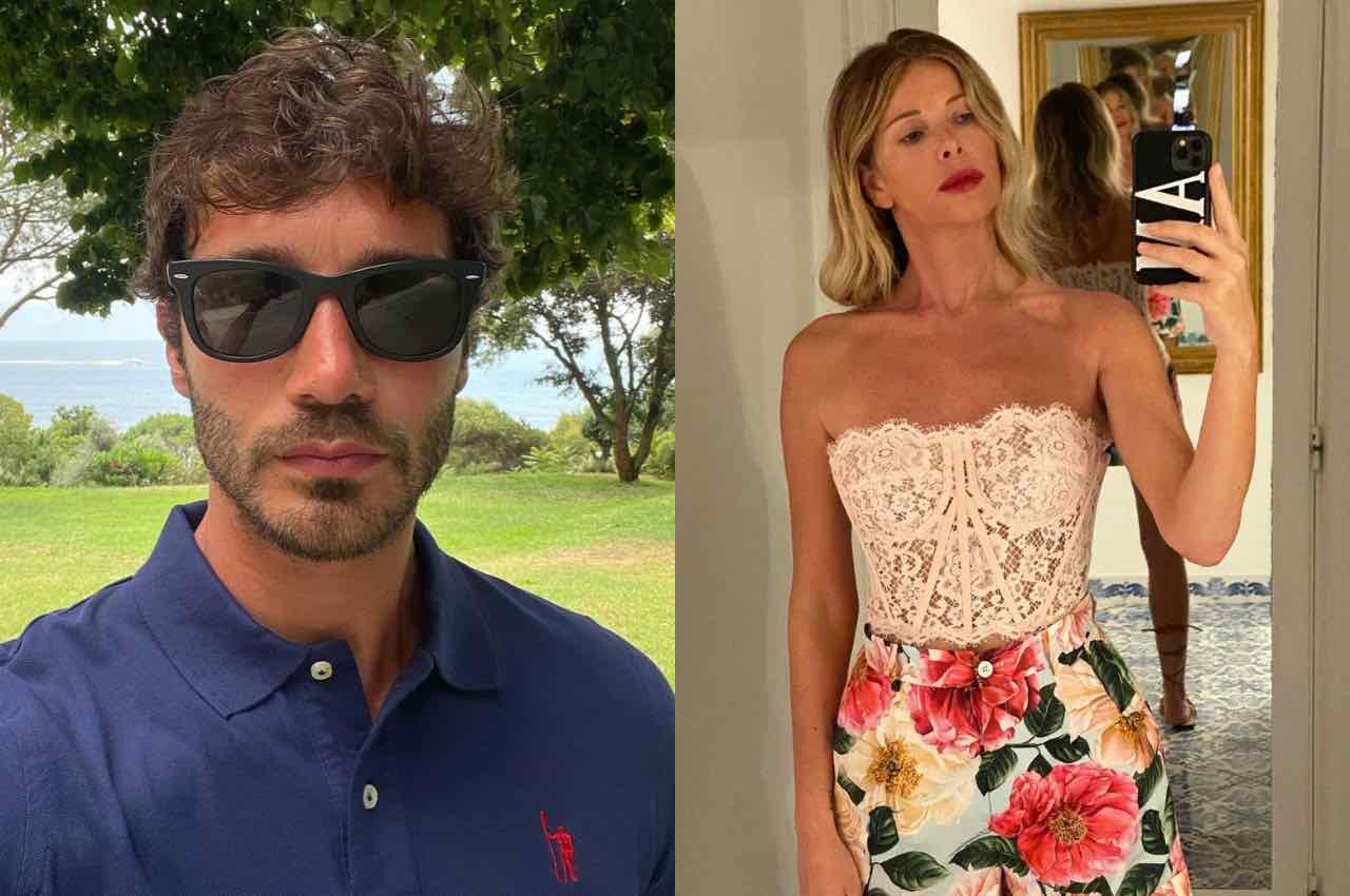 Stefano De Martino e Alessia Marcuzzi