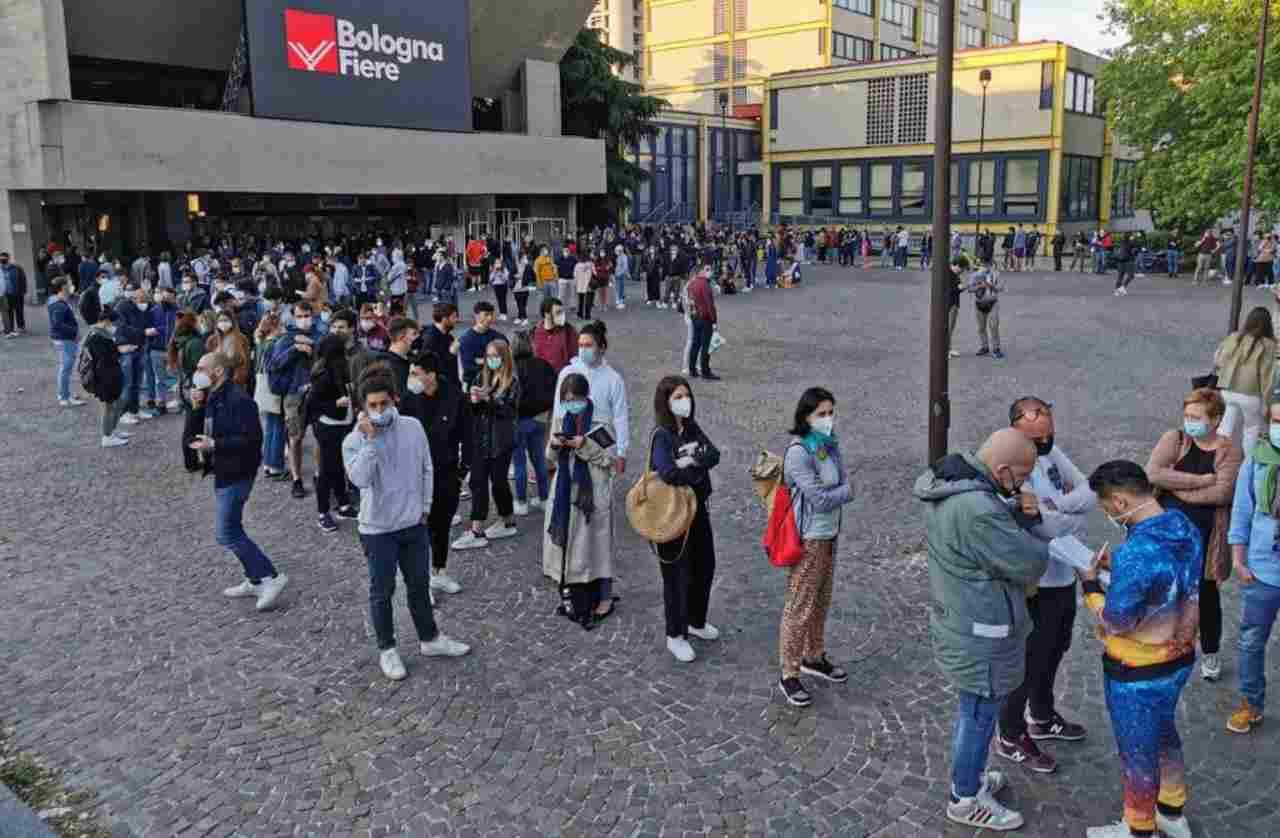 Bologna, open day Johnson&Johnson
