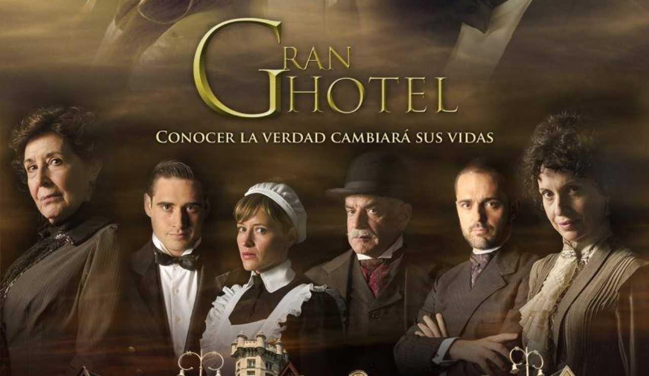Gran Hotel, arriva la nuova serie su Canale 5