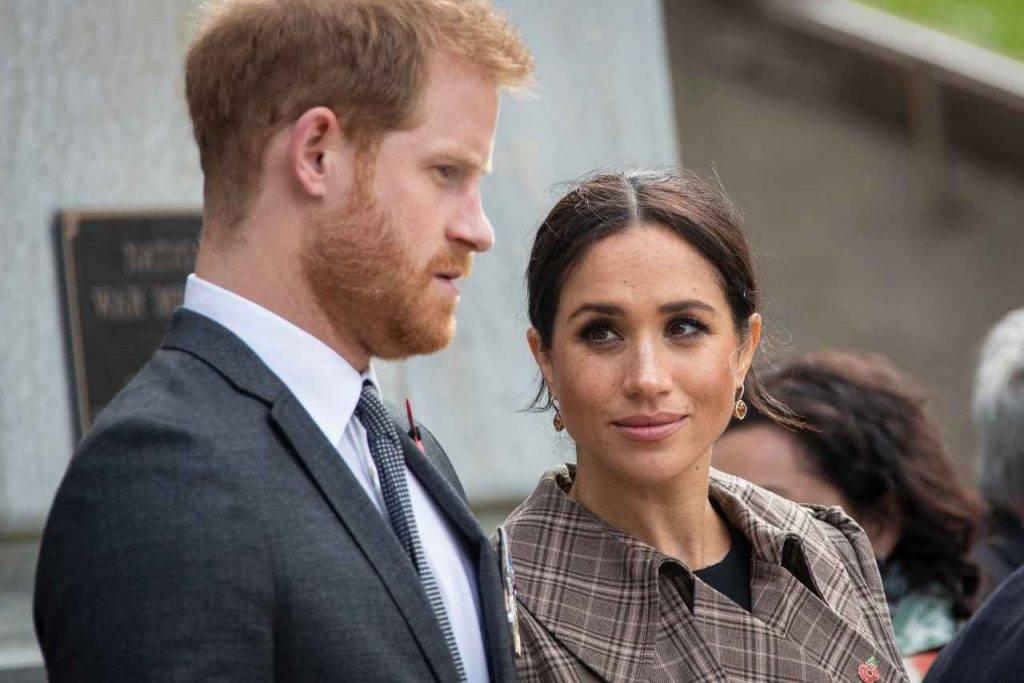 Harry e Meghan ricchezza