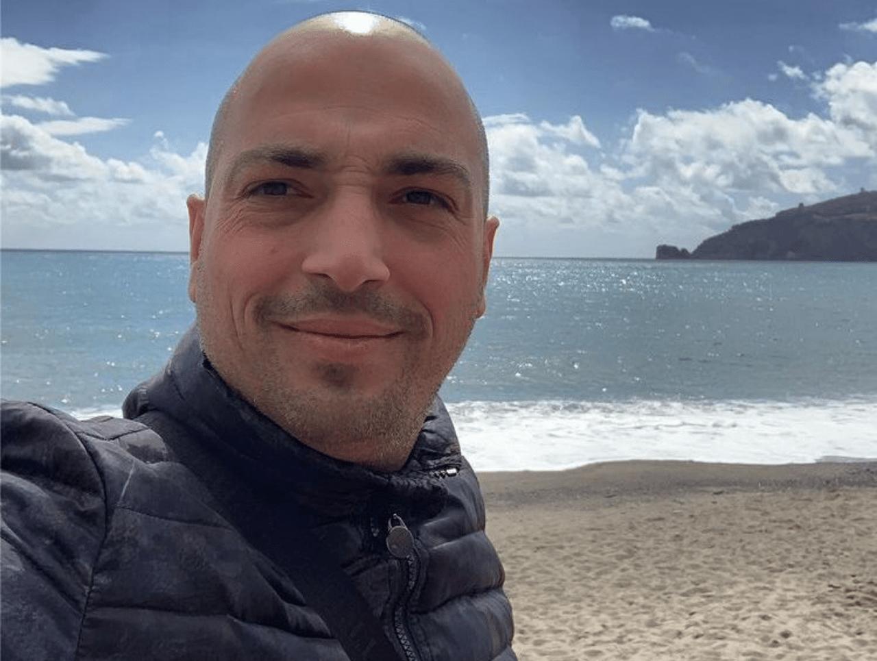 Luigi Ammendola - Foto Instagram