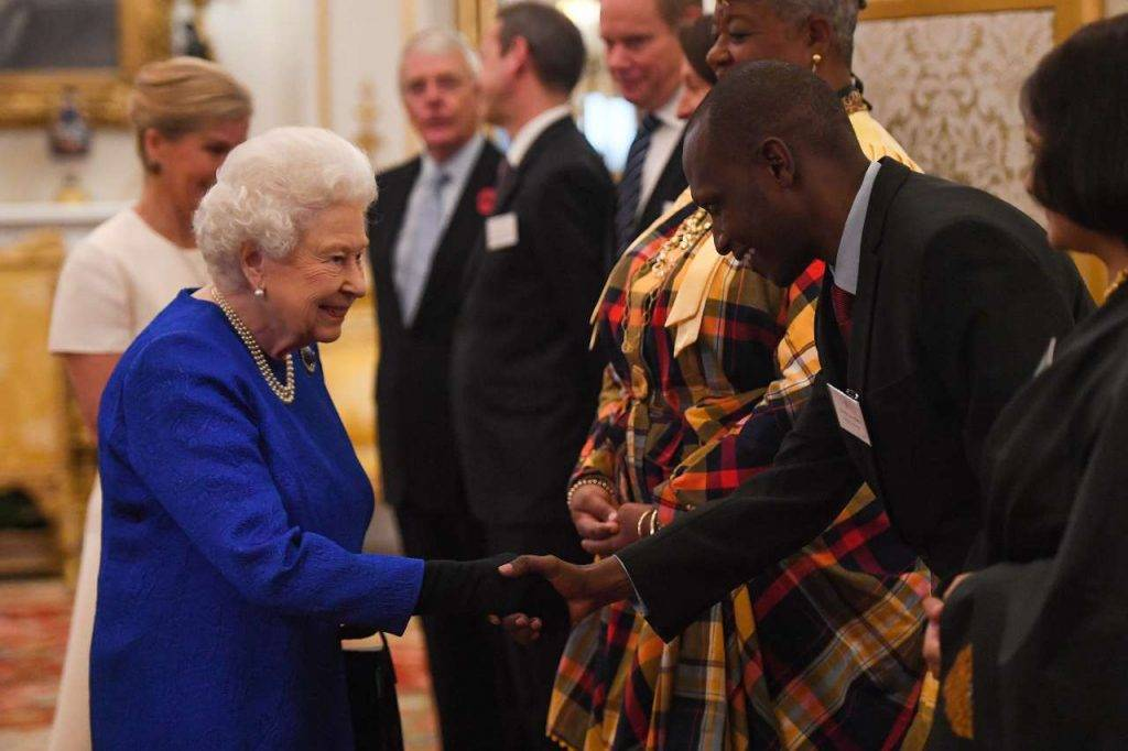 Fobie Regina Elisabetta