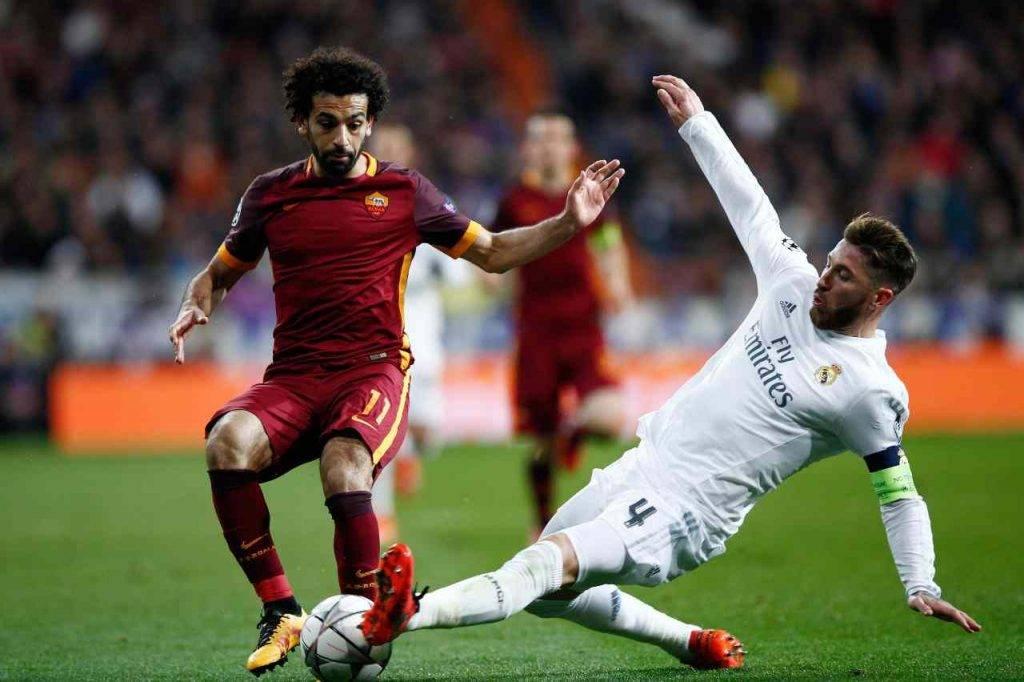 Sergio Ramos Roma