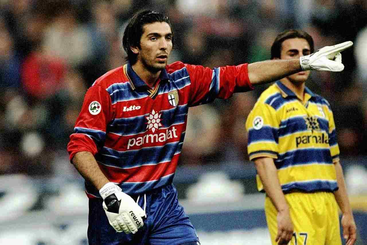 Calciomercato Buffon