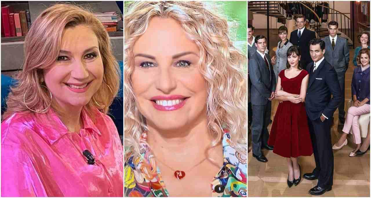 Palinsesto Rai: Serena Bortone, Antonella Clerici, Il Paradiso delle Signore (foto Instagram).