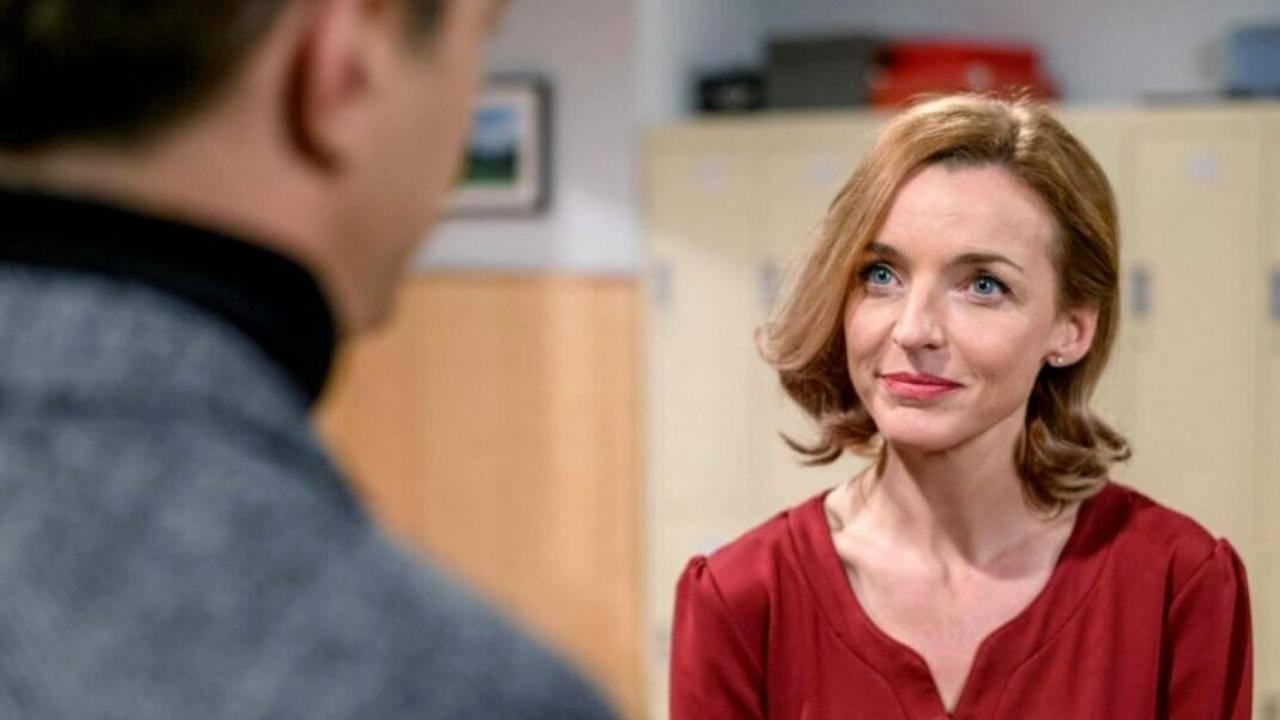 Le anticipazioni della soap opera Tempesta D'Amore: Robert Saalfeld e Cornelia (foto Mediaset).