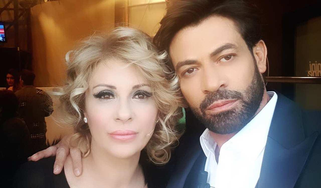 Gli opinionisti di Uomini e Donne Tina Cipollari e Gianni Sperti (foto Instagram).