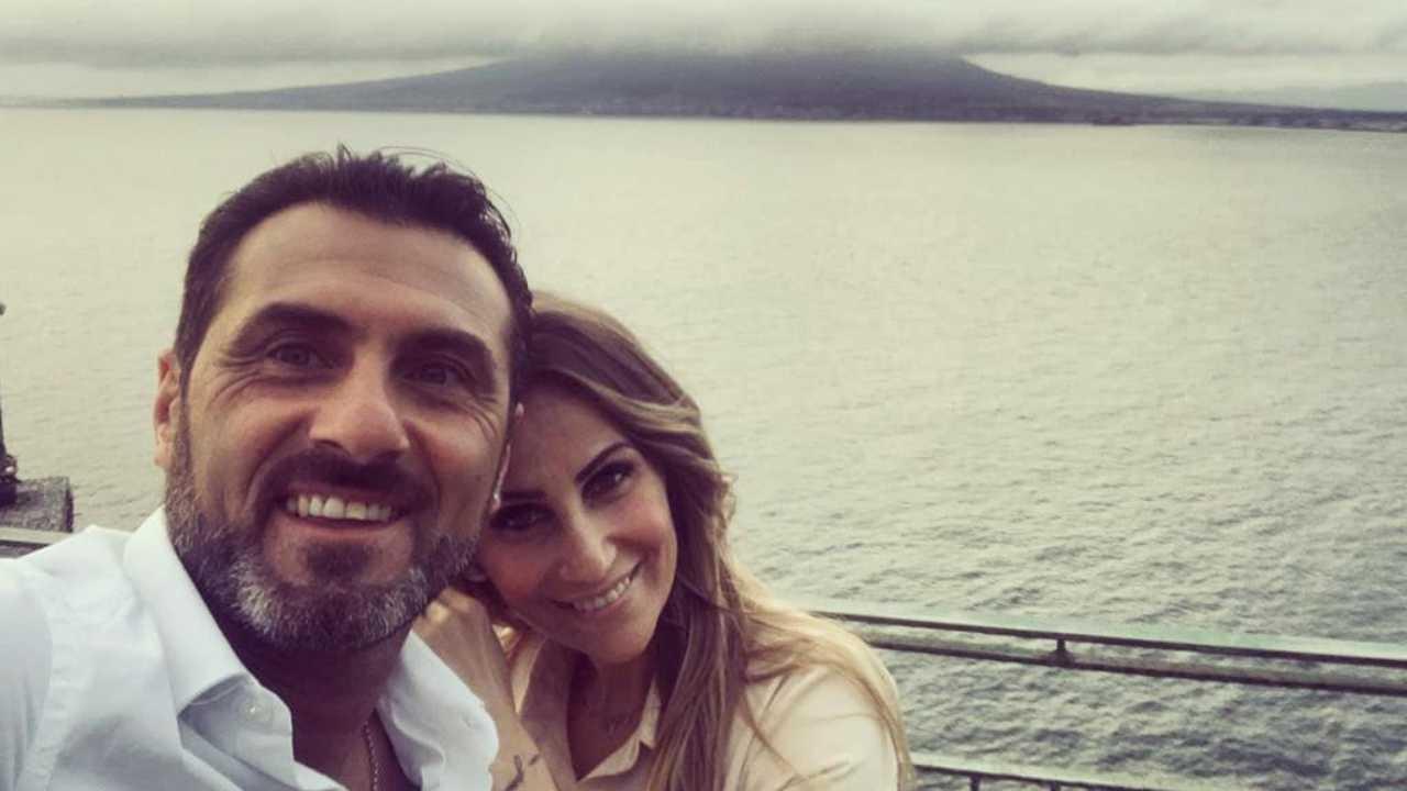 Sossio Aruta e Ursula Bernardo, che si sono conosciuti a Uomini e Donne (foto © Instagram).