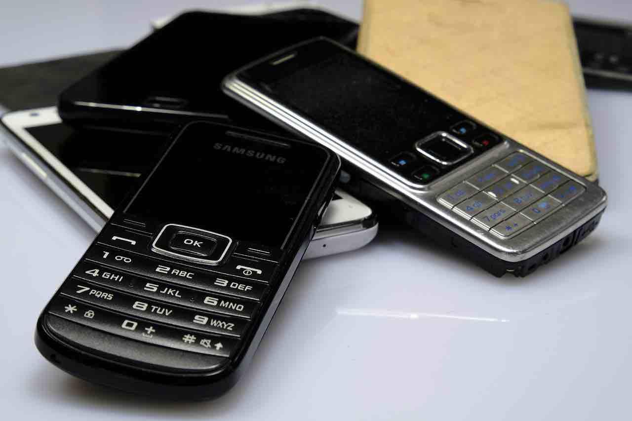 smartphone rari