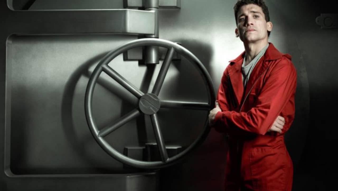 Netflix, Jaime Lorente