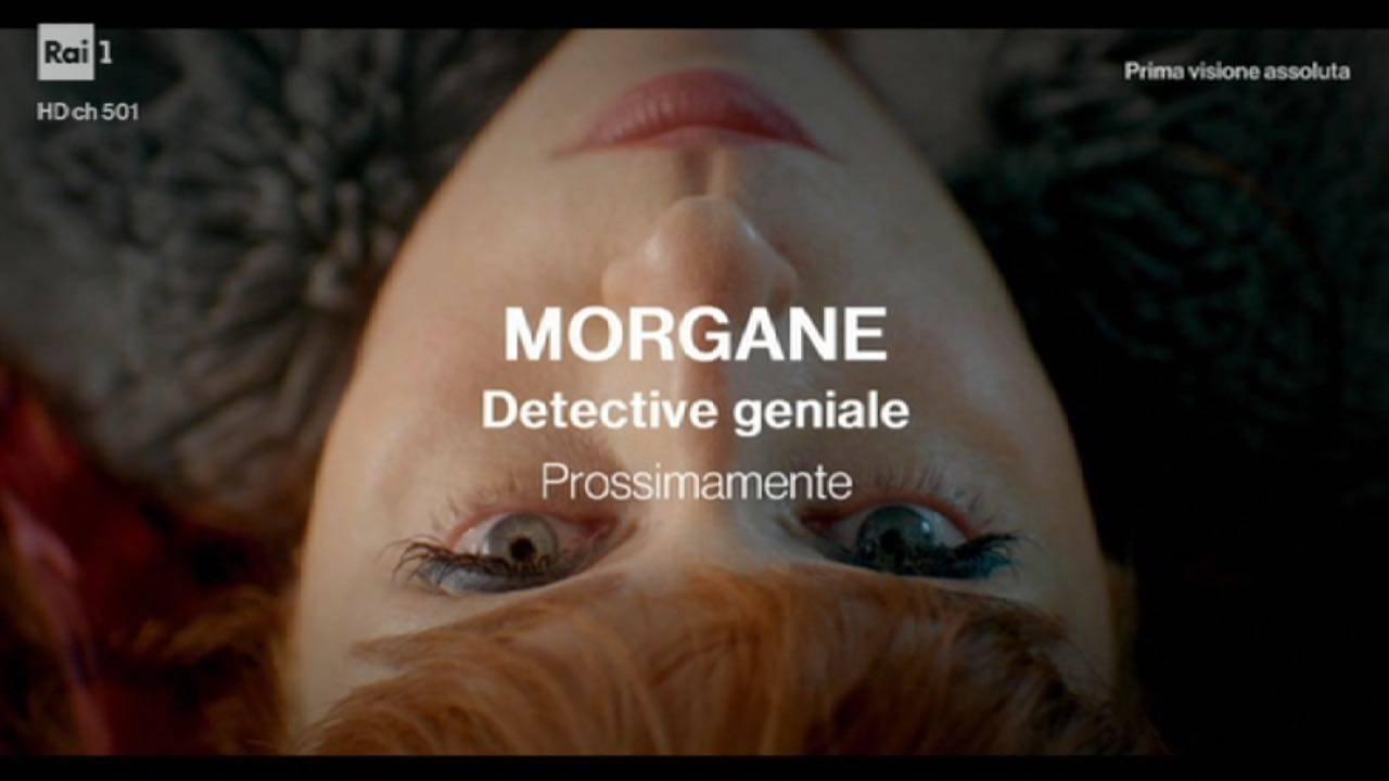 Morgane detective geniale