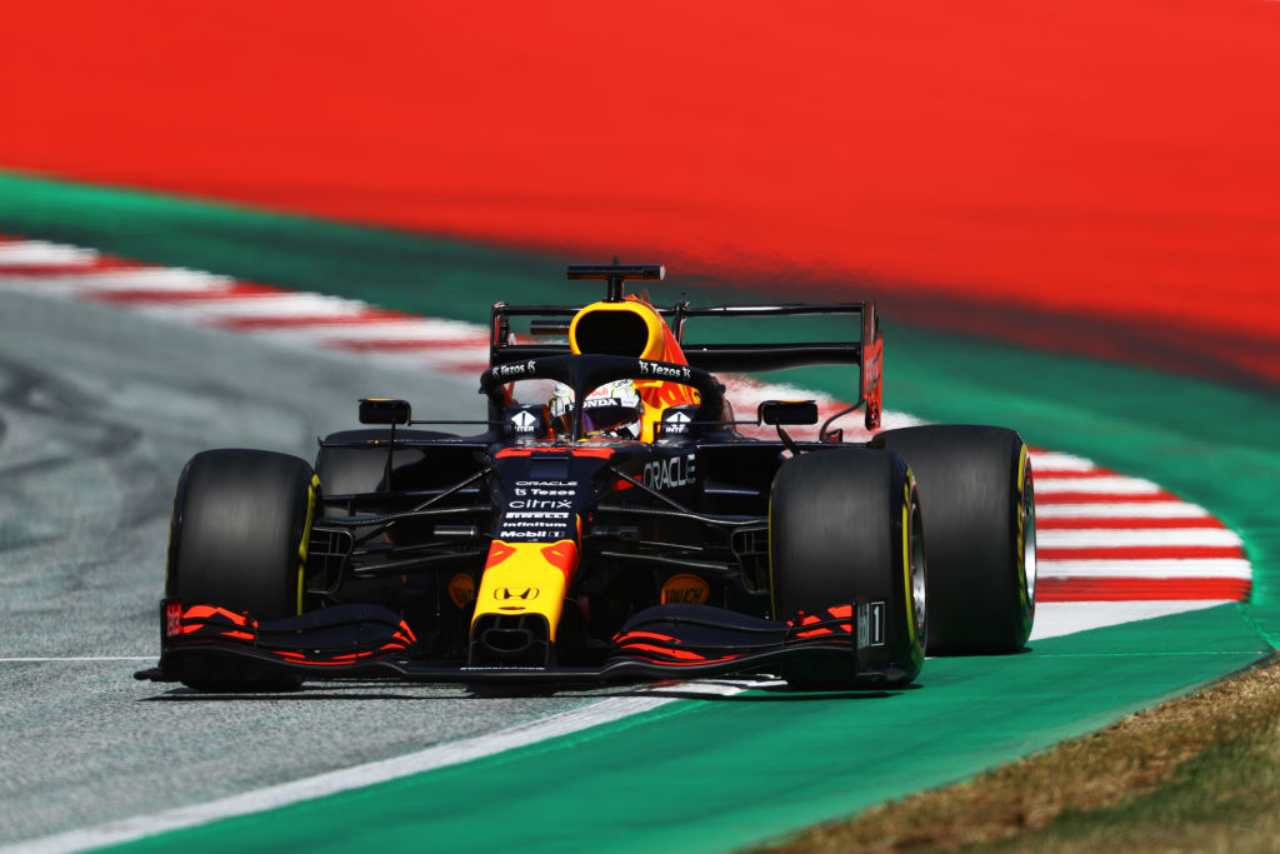 F1 austria Streaming gratis