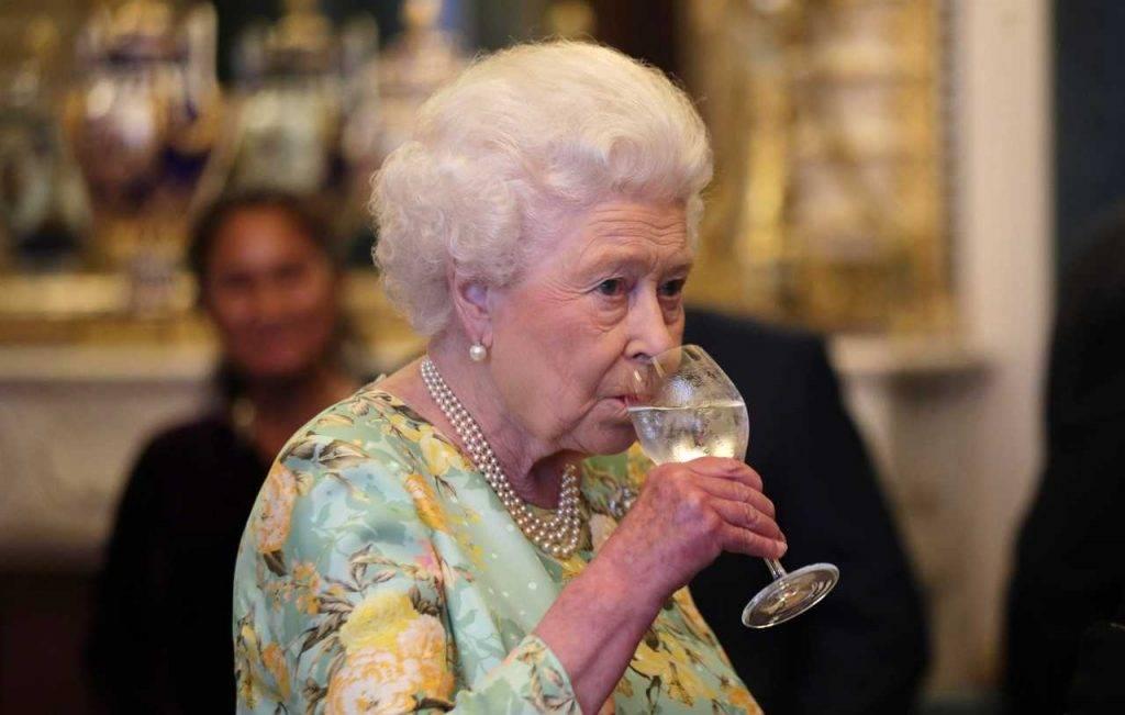 Regina Elisabetta cocktail