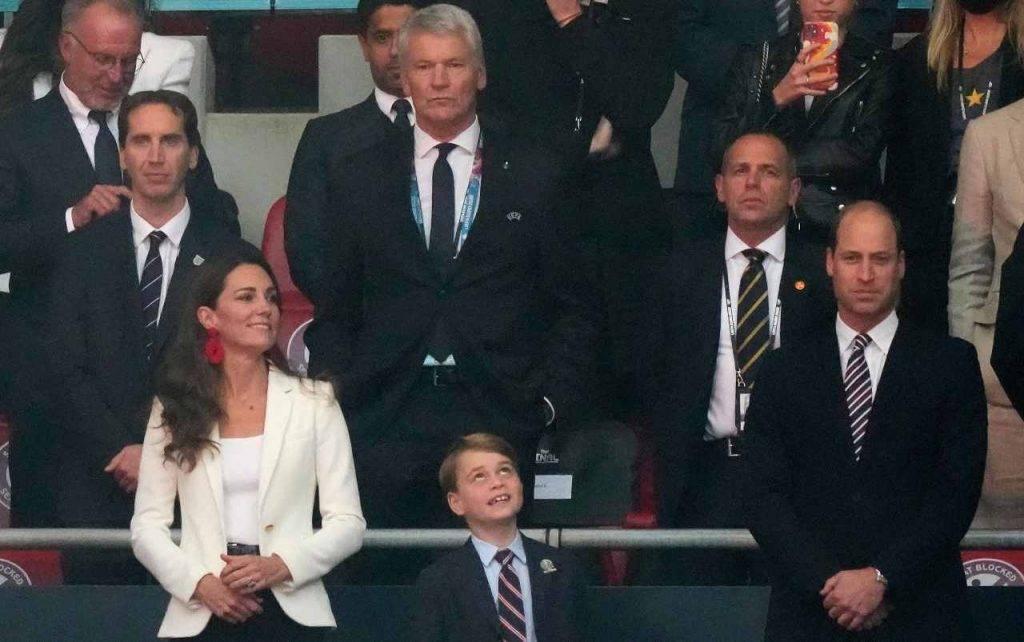 Royal Family Wembley