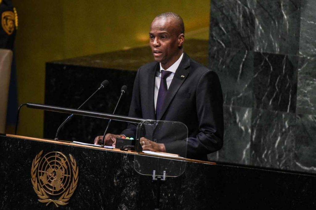 Ucciso presidente Haiti