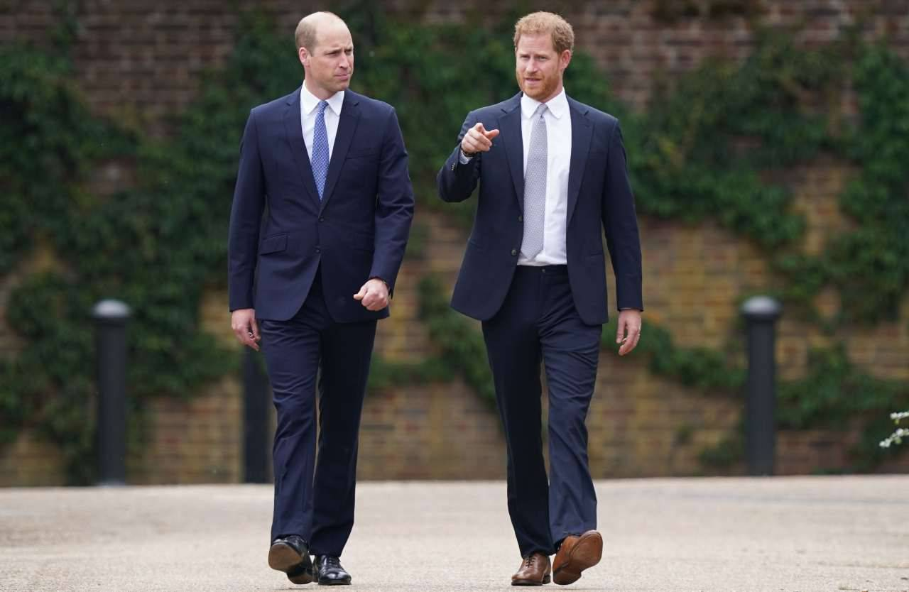 Royal Family, nuovo colpo di scena tra Harry e William