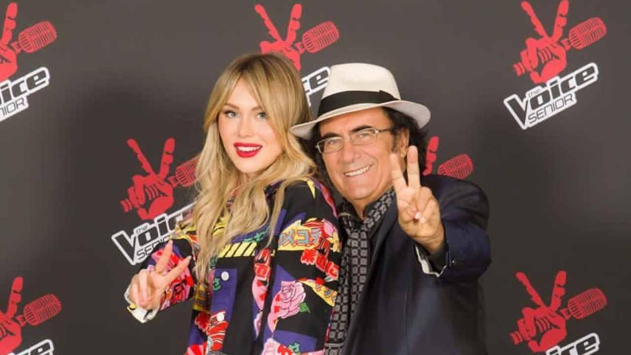 Il cantante Al Bano con la figlia Jasmine Carrisi (foto Instagram).