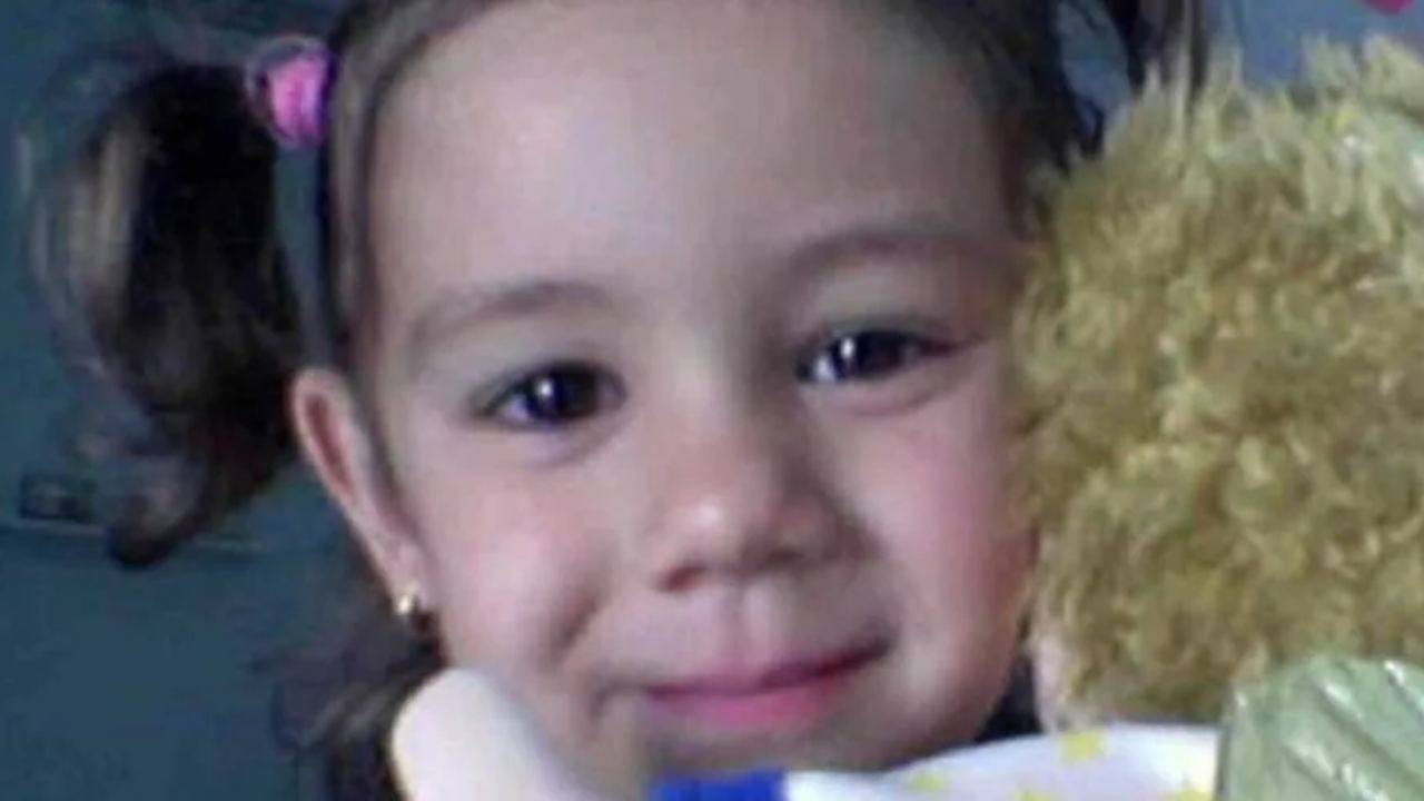 La figlia di Piera Maggio, Denise Pipitone, scomparsa il primo settembre 2004 (foto Rai).