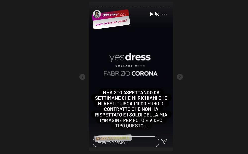 L'ex tronista di Uomini e Donne, Jessica Antonini, risponde alle domande dei fan su Instagram.