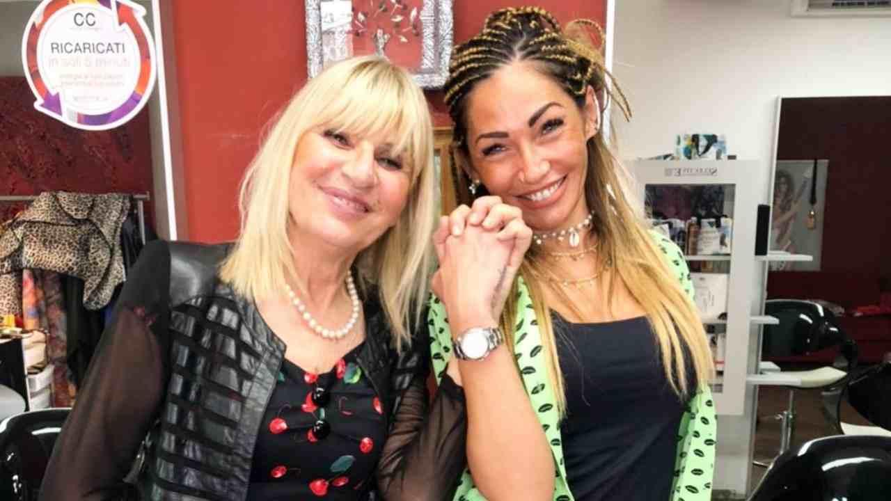 Amiche inseparabili: Gemma Galgani e Ida Platano (foto Instagram).