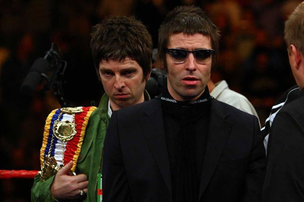 Liam e Noel Gallagher