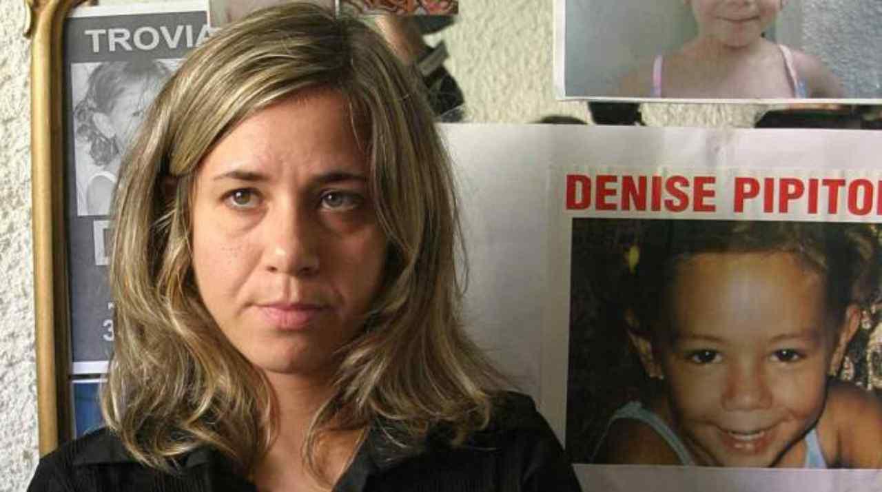 La mamma di Denise Pipitone, Piera Maggio (foto Rai).
