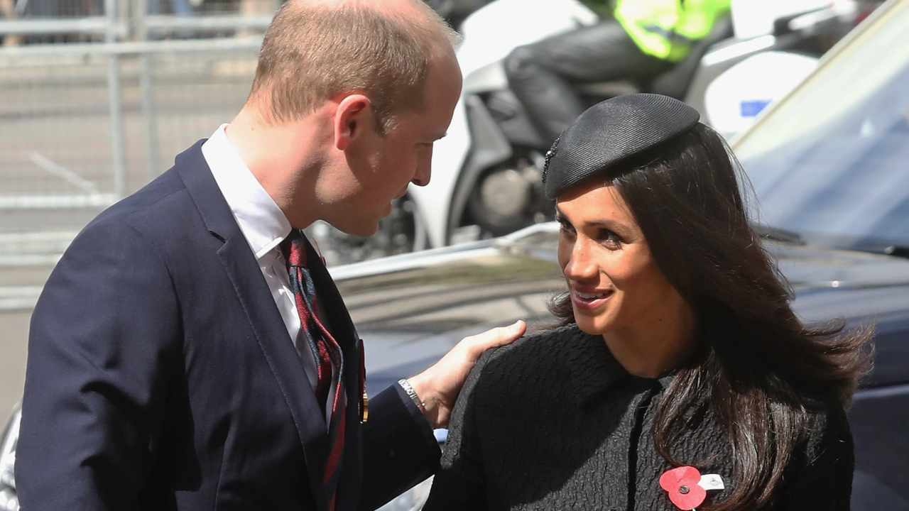 Royal Family: William Windsor discute con Meghan Markle (foto Getty Images).