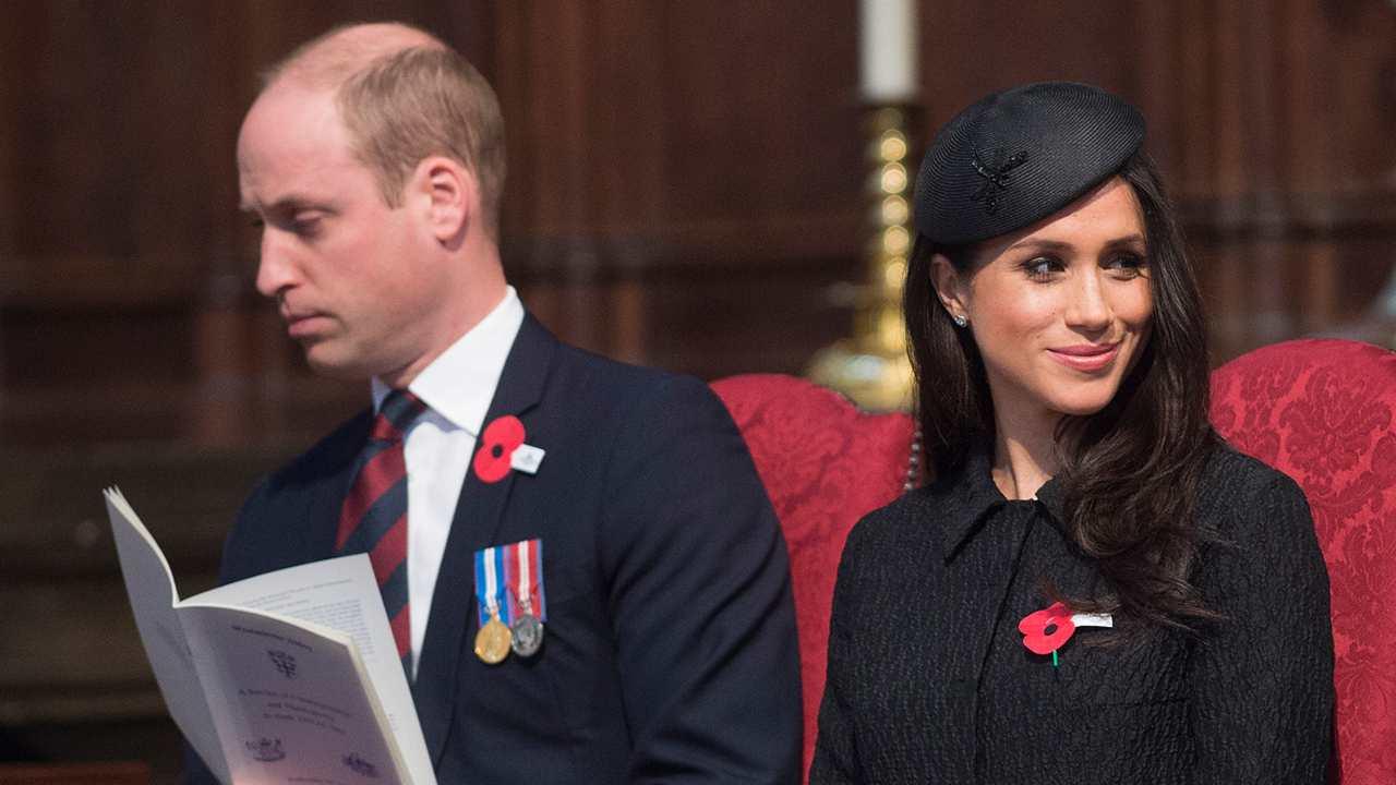 Royal Family: William Windsor discute con Meghan Markle (foto di Eddie MulhollandWPA POOL/Getty Images).