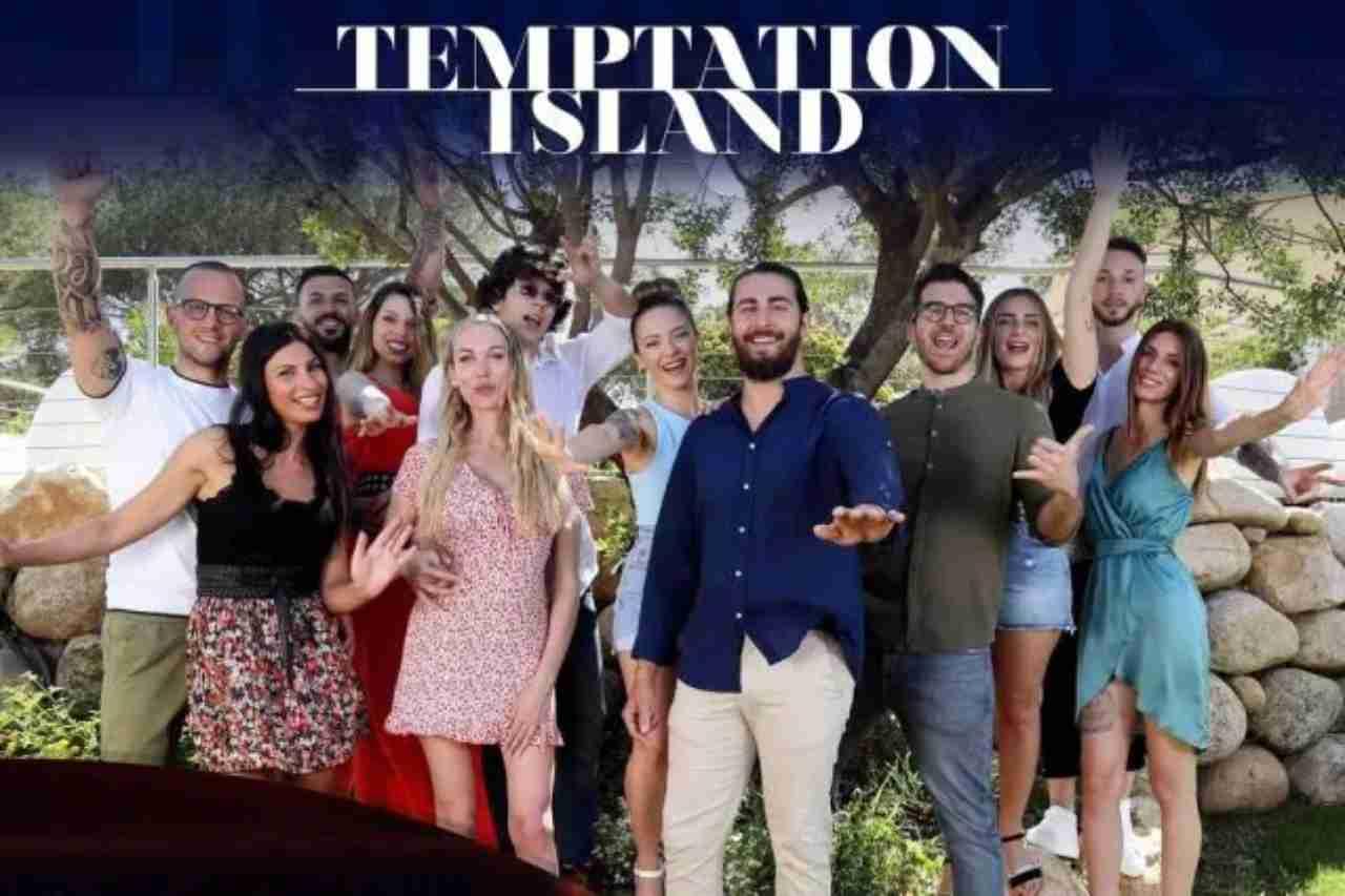 Uno dei reality show più seguiti dell'estate, Temptation Island (foto Mediaset).
