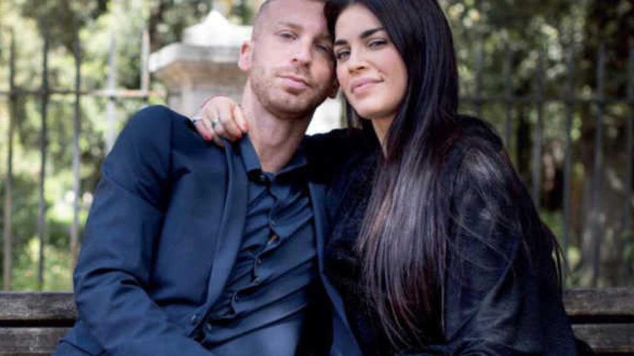 Uomini e Donne: la coppia formata da Alessio Ceniccola e Samantha Curcio è nata proprio negli studi Mediaset (foto Instagram).