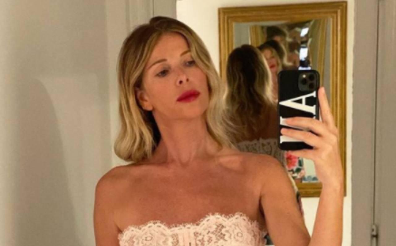 Alessia Marcuzzi, confessione inaspettata sull'addio a Mediaset