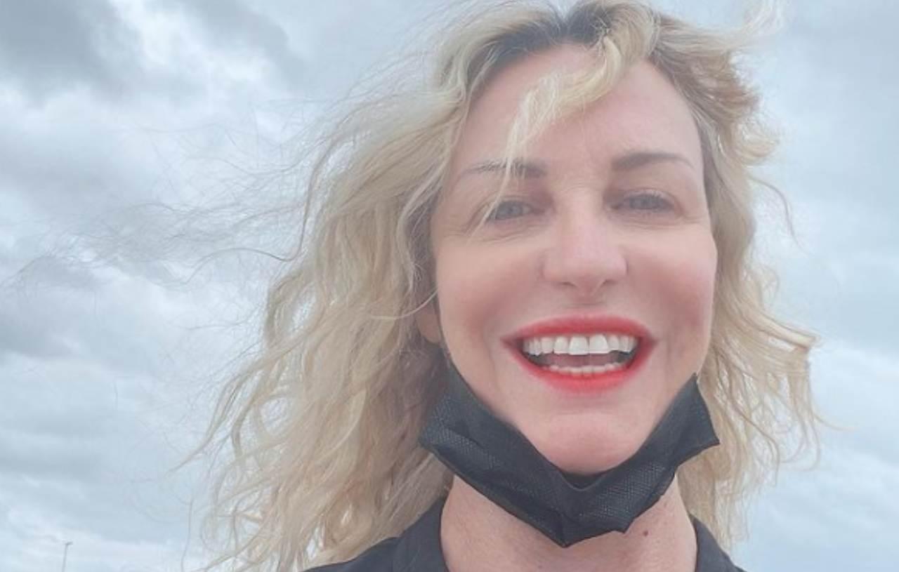 Antonella Clerici, risveglio sensazionale