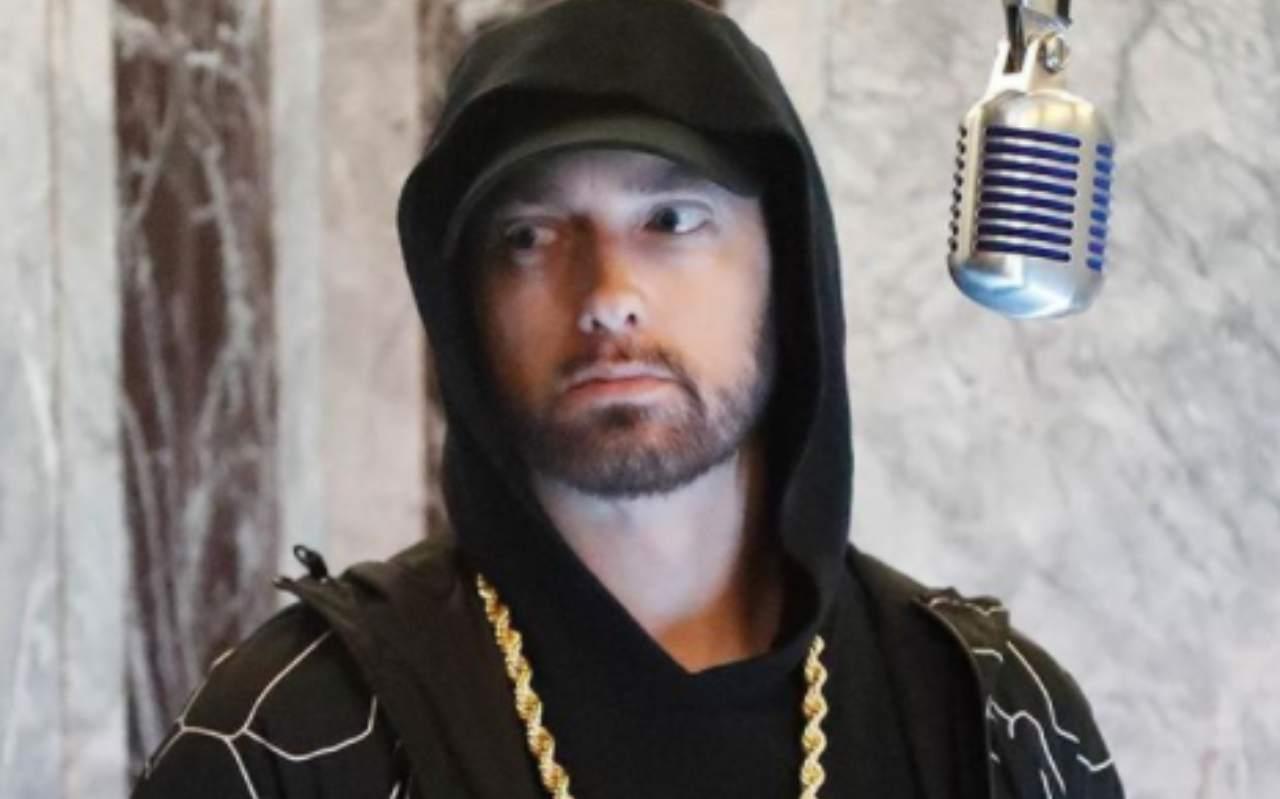 Eminem, momenti di forte tensione per il pioniere del rap