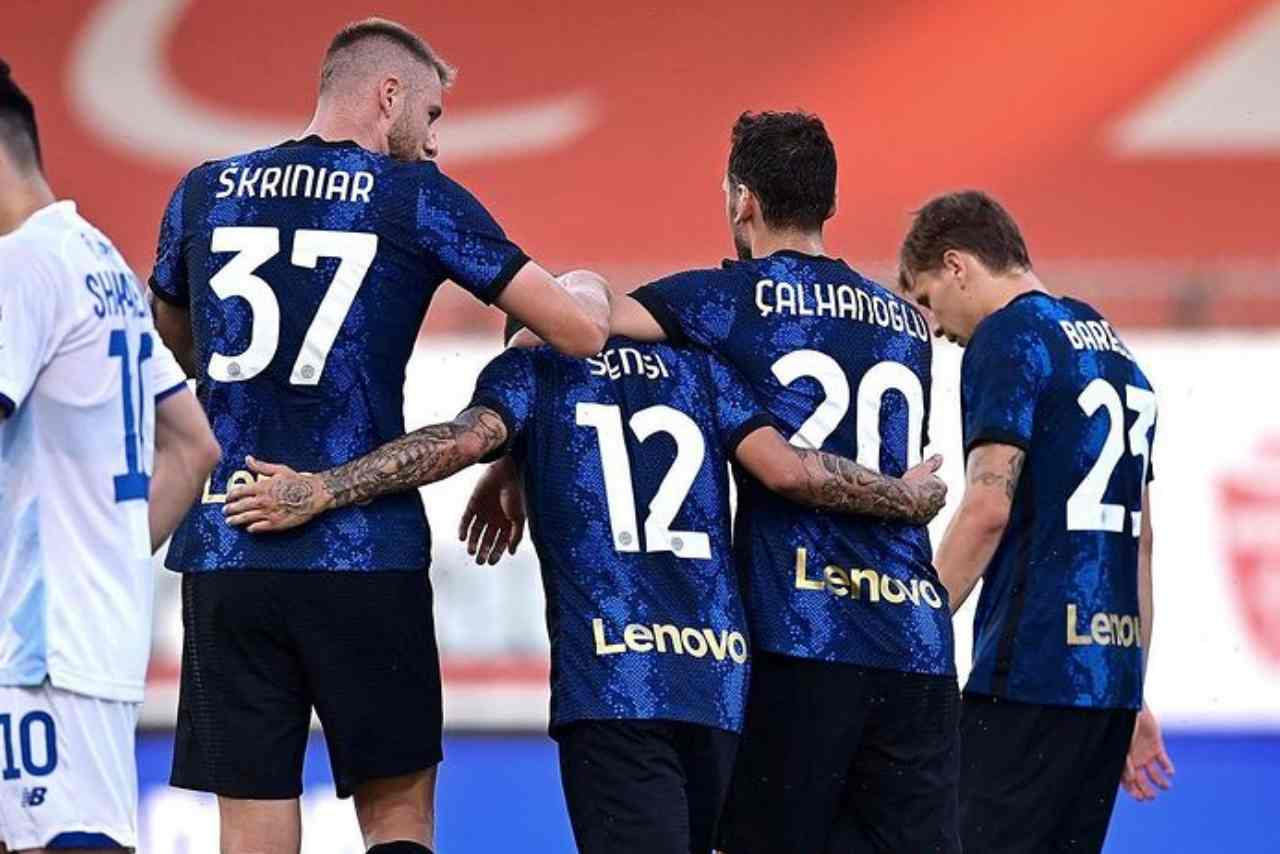 Inter Genoa Streaming Gratis