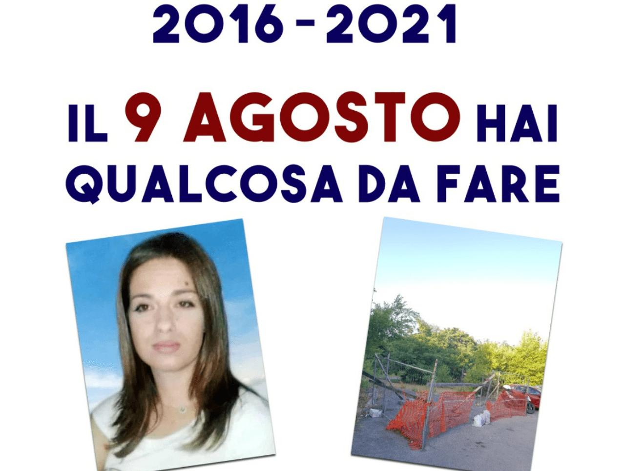 Tiziana Laudani - commemorazione