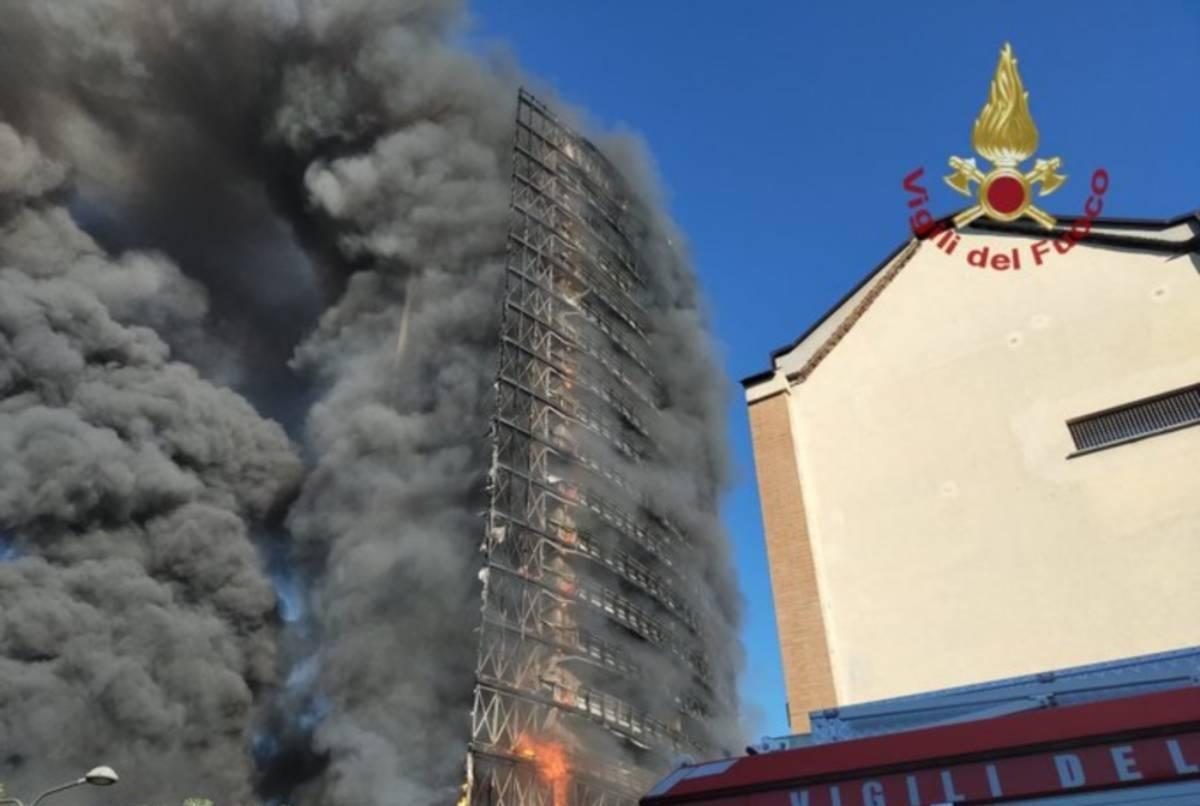 Morgan, la sua iniziativa dopo l'incendio a Milano