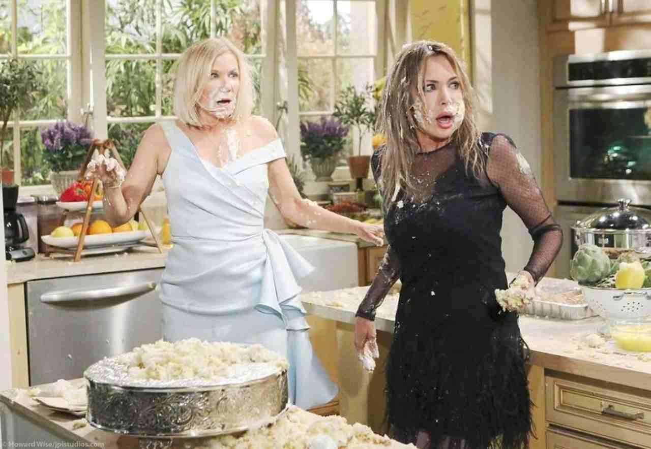 Anticipazioni della soap opera Beautiful, in onda su Canale 5 (foto Mediaset).