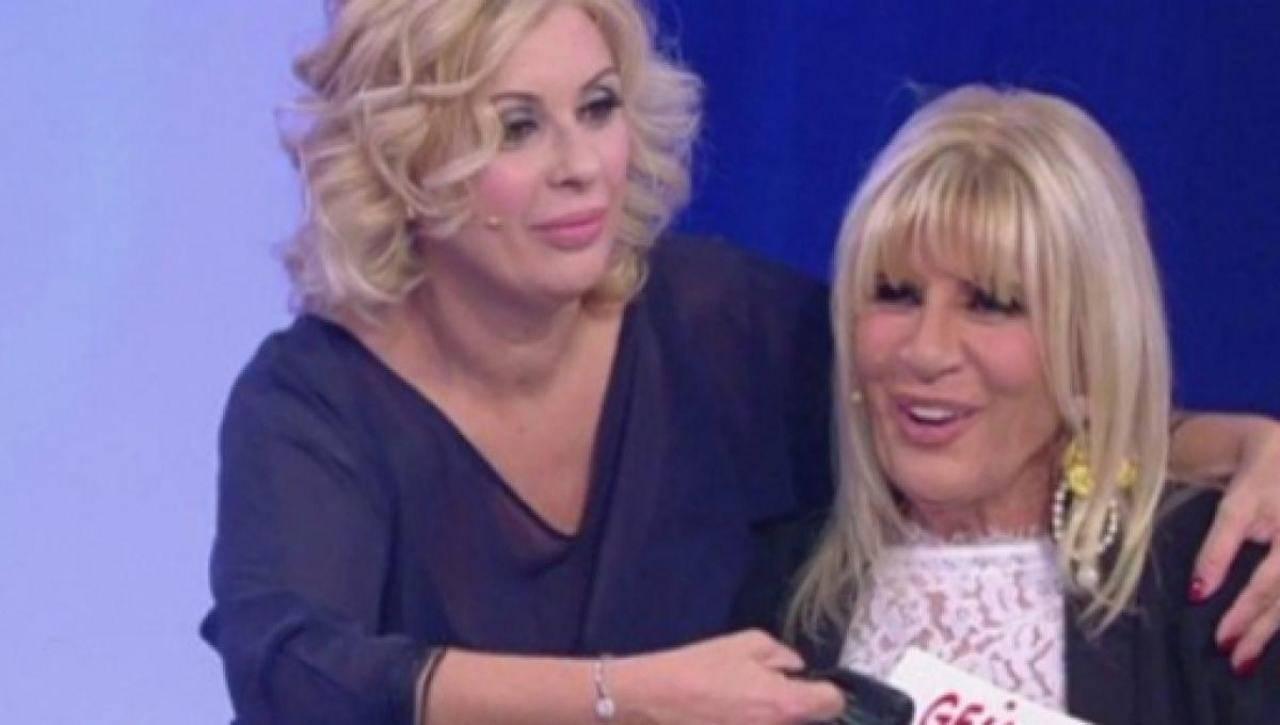 Uomini e Donne, Trono Over: Tina Cipollari e Gemma Galgani (foto Mediaset).