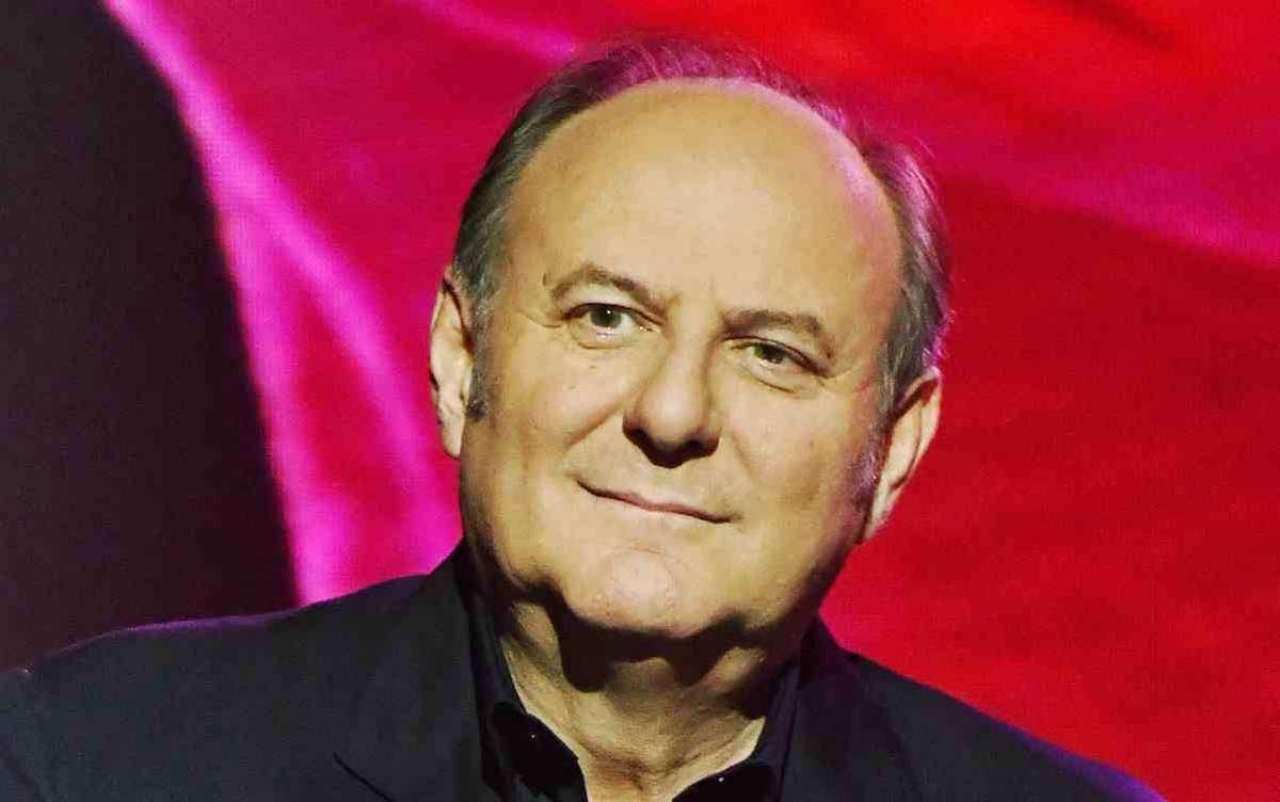Il presentatore Gerry Scotti (foto Mediaset).