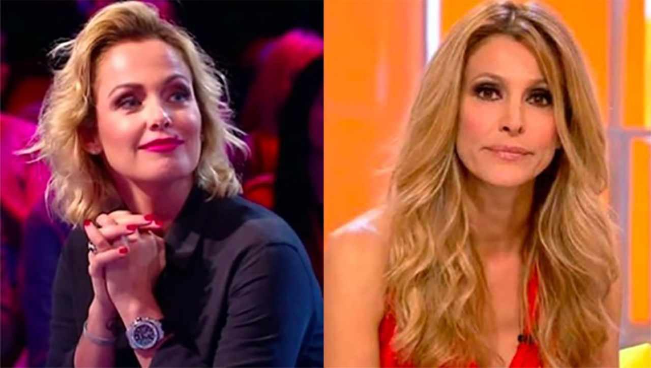 Le opinioniste del GF Vip 6: Adriana Volpe e Sonia Bruganelli (collage La Nostra Tv).