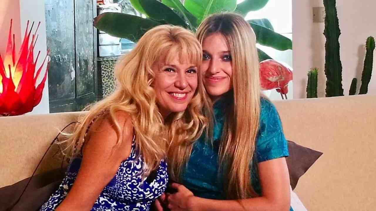 Madre e figlia: Maria Teresa Ruta e Guenda Goria (foto Instagram).