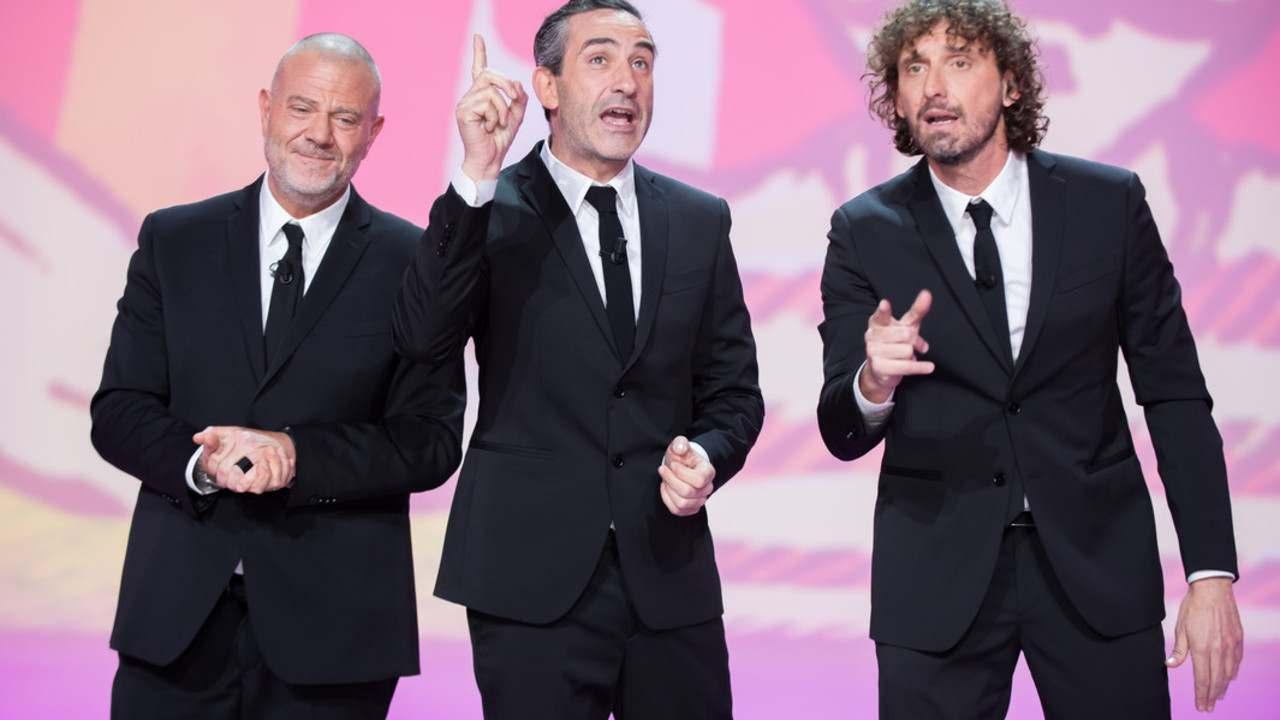 """La trasmissione Mediaset """"Le Iene""""."""