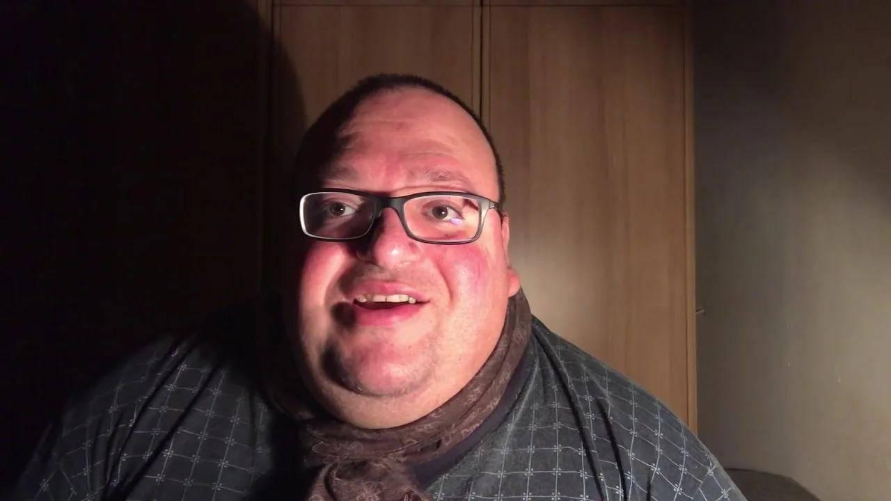 Lo YouTuber YouTubo Anche Io, Omar Palermo.