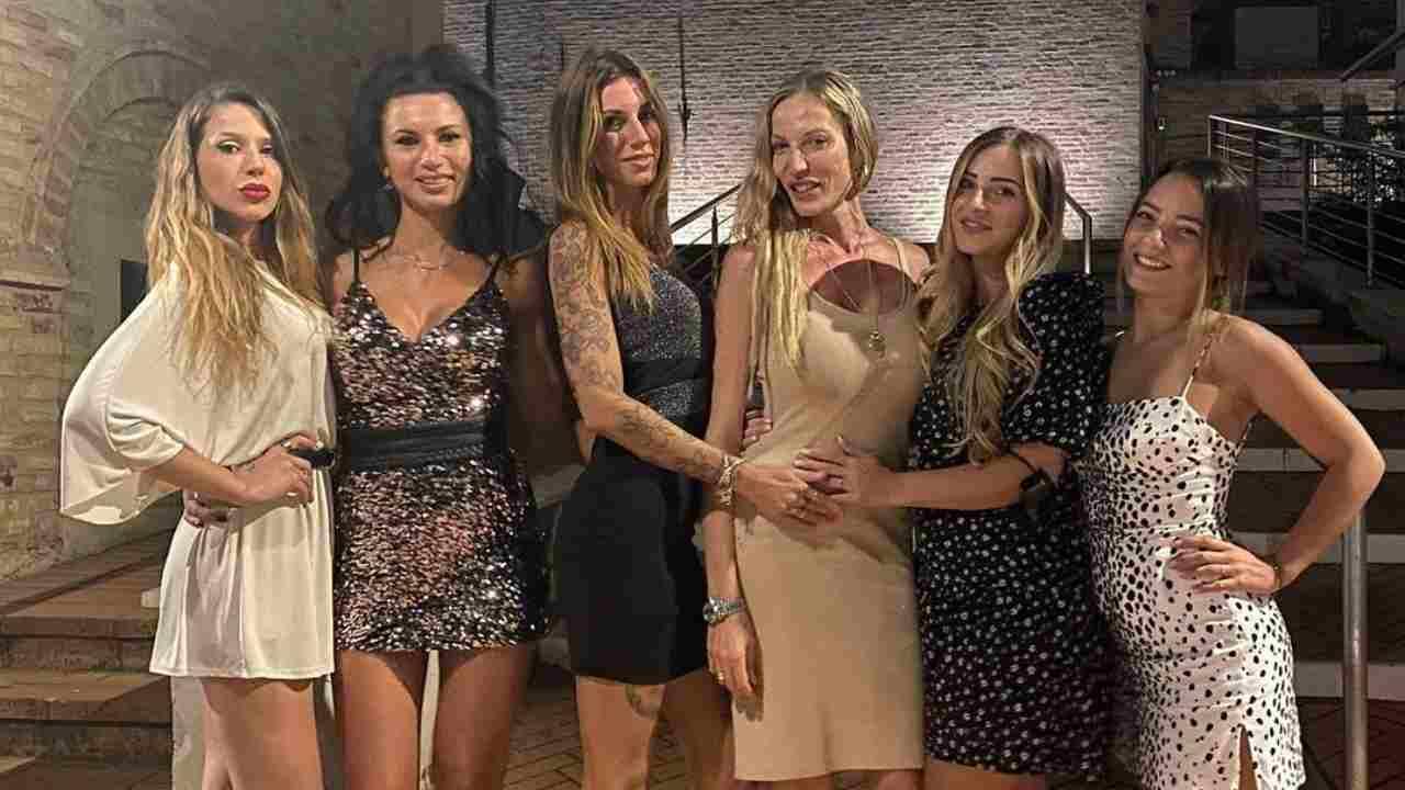 Temptation Island, il matrimonio degli ex concorrenti Claudia e Ste (foto instagram).