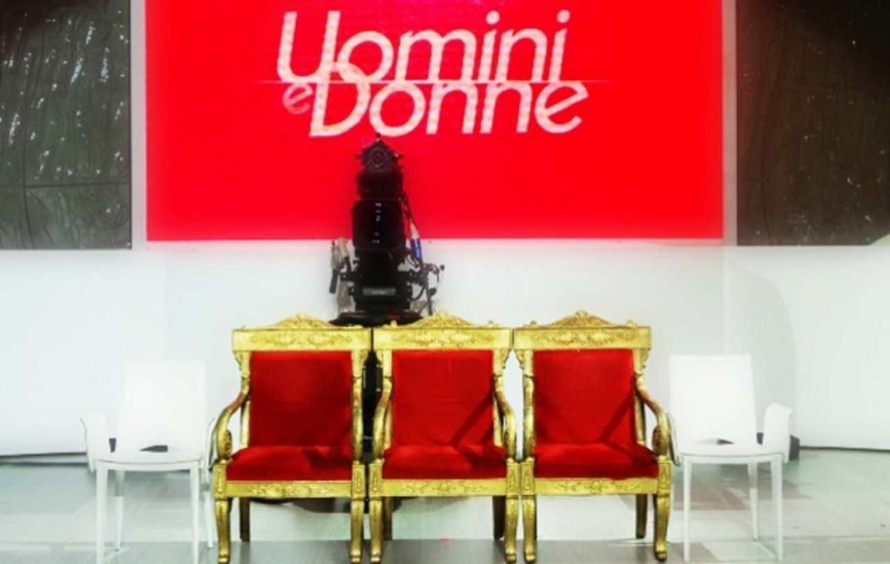 Uomini e Donne, il trono classico (foto Mediaset).