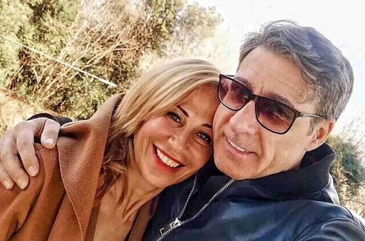 Uomini e Donne: Alessandra Chiarello ed il tronista Giancarlo Cellucci (foto Instagram).