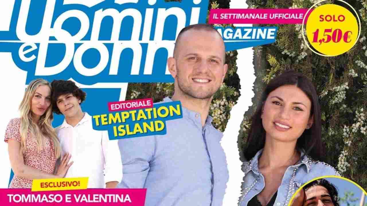 Il magazine di Uomini e Donne: focus sulle coppie di Temptation Island.